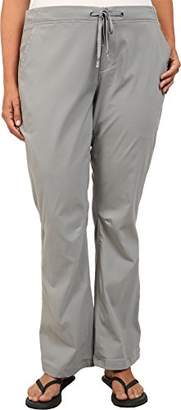 Columbia Women's Anytime Outdoor Plus Size Boot Cut Pant