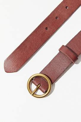 Urban Outfitters Circle Buckle Belt