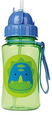 Skip Hop Baby Dinosaur Straw Bottle
