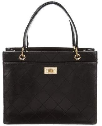 Chanel Reissue Top Handle Tote