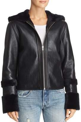 Veda Parker Reversible Shearling Jacket