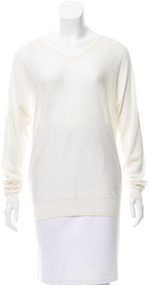 Inhabit Cashmere Long Sleeve Sweater w/ Tags $145 thestylecure.com