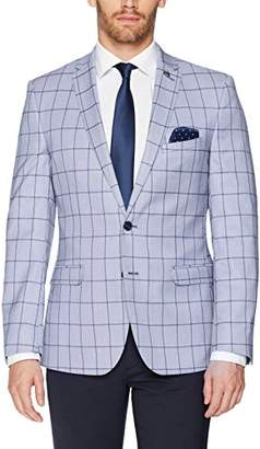 Nick Graham Men's Slim Fit Stretch Blazer