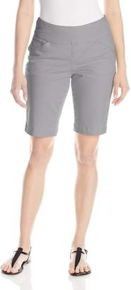 Jag Jeans Women's Ainsley Pull-On Bermuda in Bay Twill