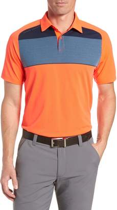 Under Armour Threadborne Infinite Regular Fit Polo Shirt