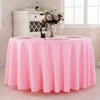 fwerq otel Restaurant table clot tableclots tableclots tableclots tableclots table Coffee Table Clot color cycle conference roundtable Rock Green Polyester Polyester table clot tableclots, eel pad substance ribbon around te table of blankets (color: , its size:)