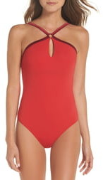 Vilebrequin Tuxedo One-Piece Swimsuit