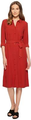 Eileen Fisher Classic Collar Dress Women's Dress