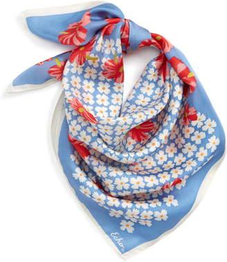 f92c930c8df21 Blue Floral Women's Scarves - ShopStyle