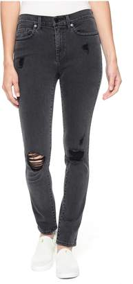 Juicy Couture Grey Mid-Rise Skinny Jean