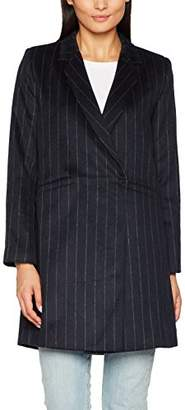 Suncoo Women's ESTEBAN Long Sleeve Coat,(Manufacturer Size: T2)