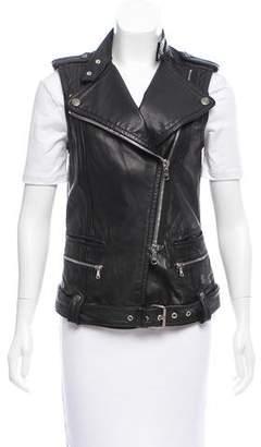 With Paypal Low Price Pierre Balmain Structured Zip Front Vest Cheap Sale Official Site vRzAZ9zyxg