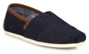 Toms Classic Chambray Slip-Ons