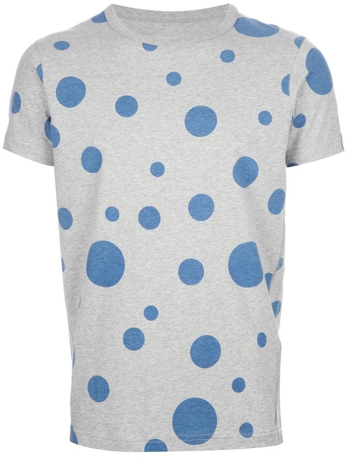 Universal Works 'Yayoi' t-shirt