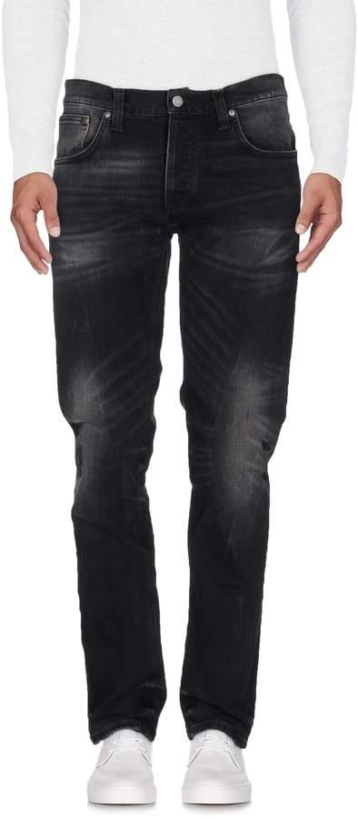Nudie Jeans Denim pants - Item 42593833