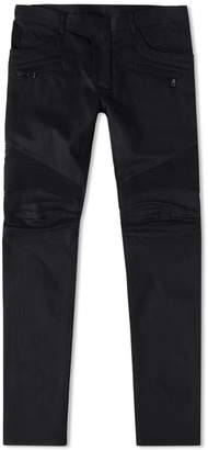 Balmain Skinny Biker Stretch Jean