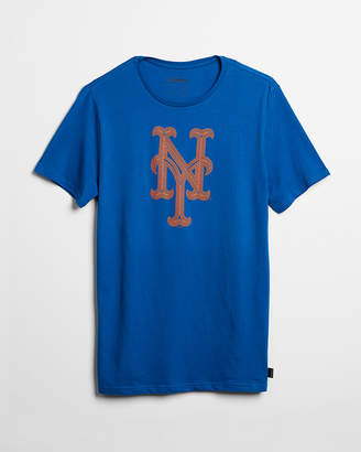 Express New York Mets Graphic Tee