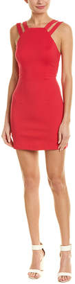French Connection Double Strap Sheath Dress