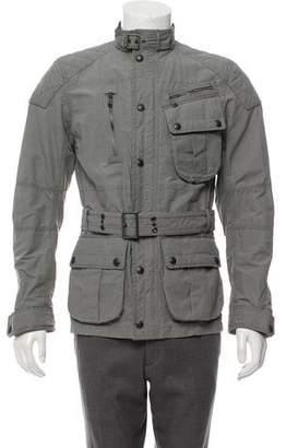 Ralph Lauren Black Label Belted Utility Jacket w/ Tags