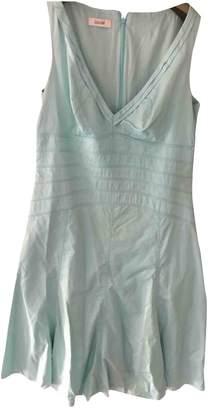 Laurèl Turquoise Cotton Dress for Women
