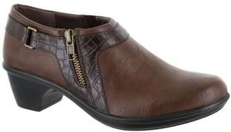 Easy Street Shoes Side Zip Shooties - Devo
