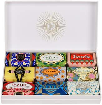Claus Porto Deco Soap Gift Box (Set of 9)