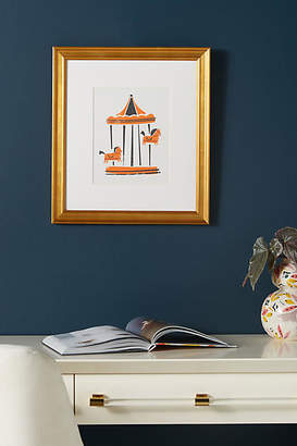 Artfully Walls Parisian Carousel Wall Art