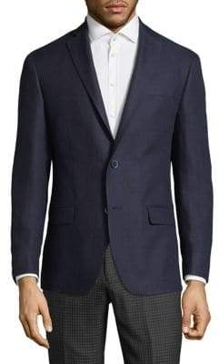 Michael Kors Slim-Fit Notch Lapel Sport Jacket