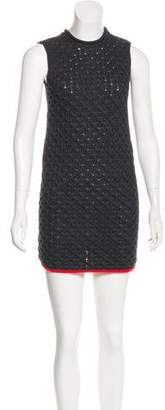 Alexander Wang Woven Knit Dress