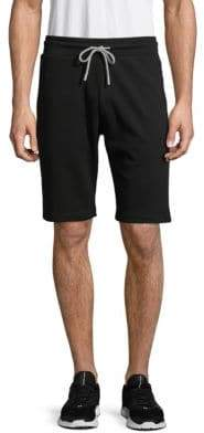 Antony Morato Drawstring Cotton Blend Shorts