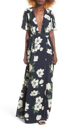 Women's Privacy Please Plaza Kimono Maxi Dress $238 thestylecure.com