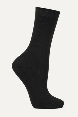 Falke No.1 Cashmere-blend Socks - Black