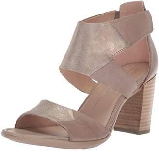 7ce5765476a0 Ecco Women s Women s Shape 65 Block Ankle Strap Heeled Sandal