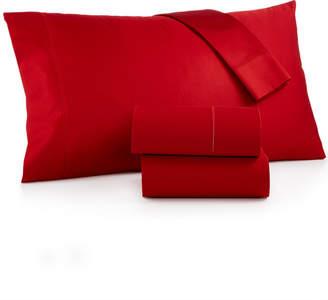 Charter Club Damask Extra Deep Pocket King 4-Pc Sheet Set, 550 Thread Count 100% Supima Cotton