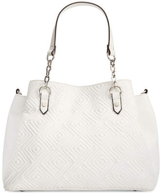 INC International Concepts I.n.c. Quiin Triple-Compartment Satchel, Created for Macy's