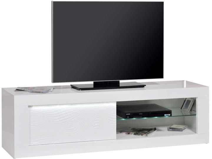 Sciae EEK A+, TV-Lowboard Karma (inkl. Beleuchtung)