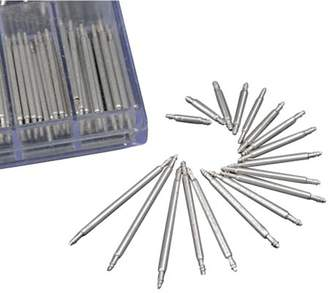 mtqsun 270Pcs 8-25mm Stainless Tools & Steel Watch Band Spring Bars Strap Link Pins Repair Tool