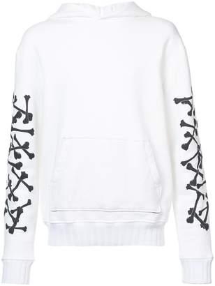 Amiri Bones Star Pullover hoodie