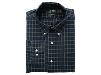 Lauren Ralph Lauren Classic Fit Non Iron Stretch Twill Dress Shirt