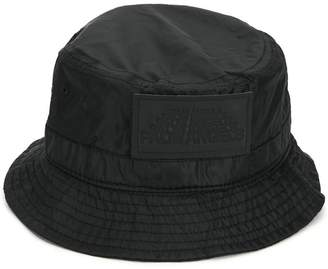 Palm Angels logo patch bucket hat 379126047d2