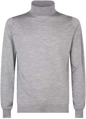 John Smedley Arlington Rollneck Sweater