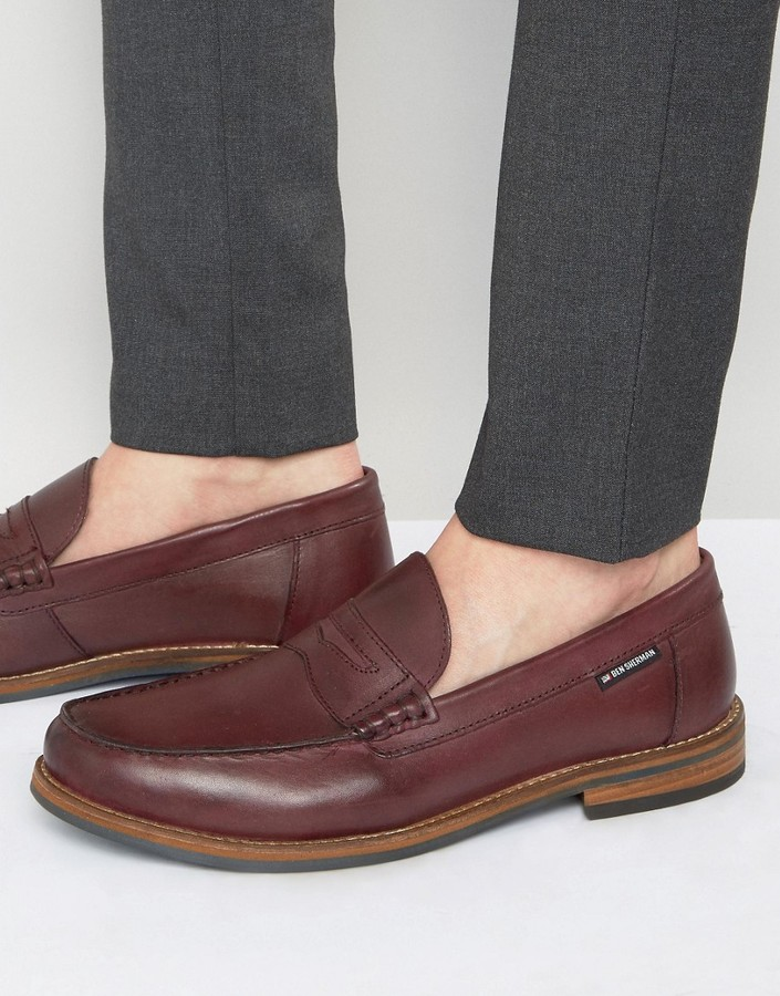 Ben Sherman Ben Sherman Stepney Loafers