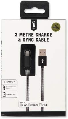 Cotton On 3M Charge And Sync (Mfi) Charging Cable