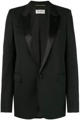 Saint Laurent Giacca smoking jacket