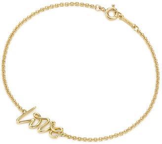 489bb5465b29 Tiffany   Co. Paloma s Graffiti love bracelet in 18k gold