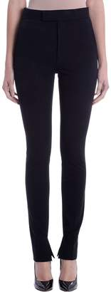 Helmut Lang Rider Black Leggings Pants
