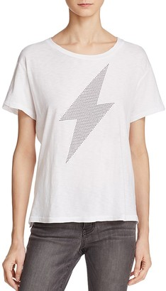 Sundry Studded Bolt Tee - 100% Exclusive $77 thestylecure.com