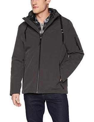 Calvin Klein Men's Soft Shell Systems Jacket Outerwear
