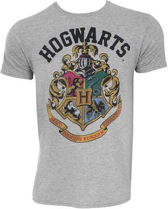 Bioworld Harry Potter Hogwarts School Crest T-Shirt
