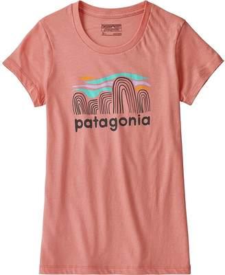 Patagonia Graphic Organic T-Shirt - Girls'
